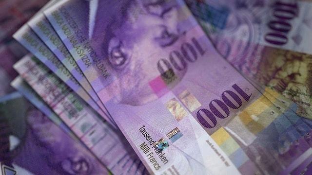 Schweizerfranc-sedlar